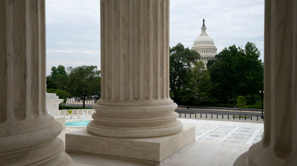 Negotiations For New Coronavirus Relief Package Continue At The Capitol